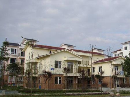 集田、五家灾后重建安置房