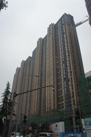 成都市保利中心(竖式)