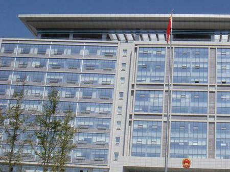 简阳市政度新大楼