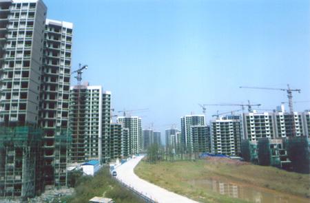 重庆大学虎溪校区职工住宅