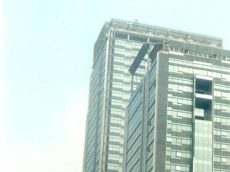 国家开发银行重庆分行办公楼