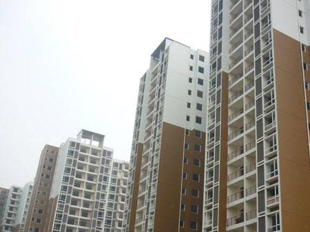 广元市821厂职工异地安置项目