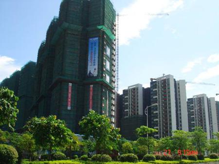 广州万科新里程项目