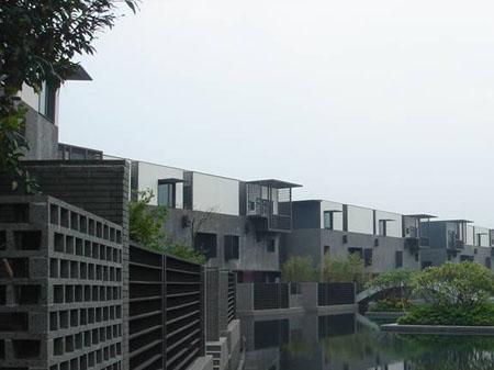 万科棠樾(双城水岸)