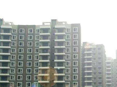 新居工程西汇锦苑二期塑钢门窗