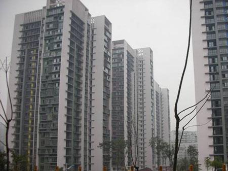 宜宾鲁能山水绿城A-28地块塑钢门窗工程