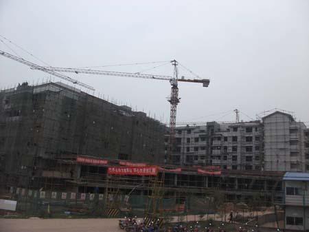 屏山新县城移民安置房工程
