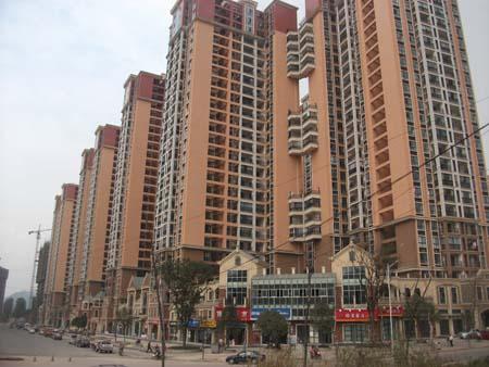 塑钢门窗工程 宜宾长江国际青年城(二分之一)