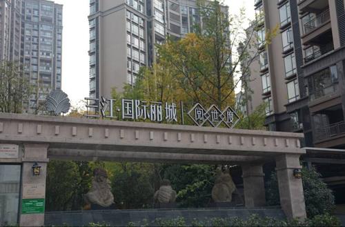 三江国际丽城·阅世集