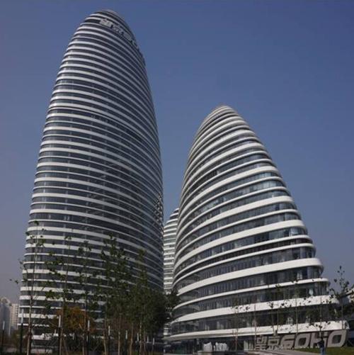 北京望京SOHO