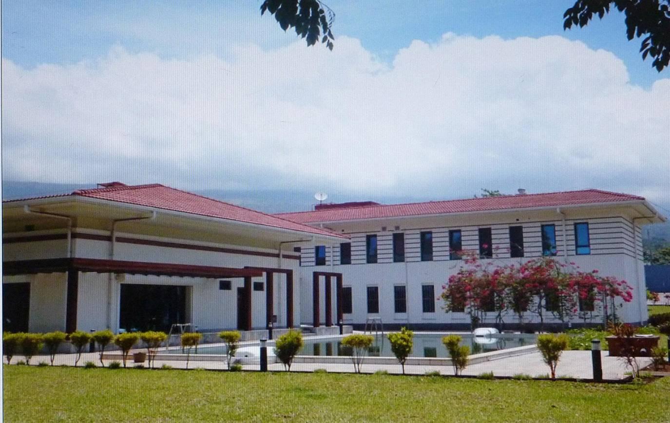 科摩罗大使馆