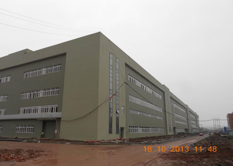 重庆格力电器制冷产业园空调基地