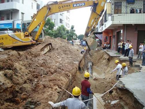 阳朔县新城区给水系统